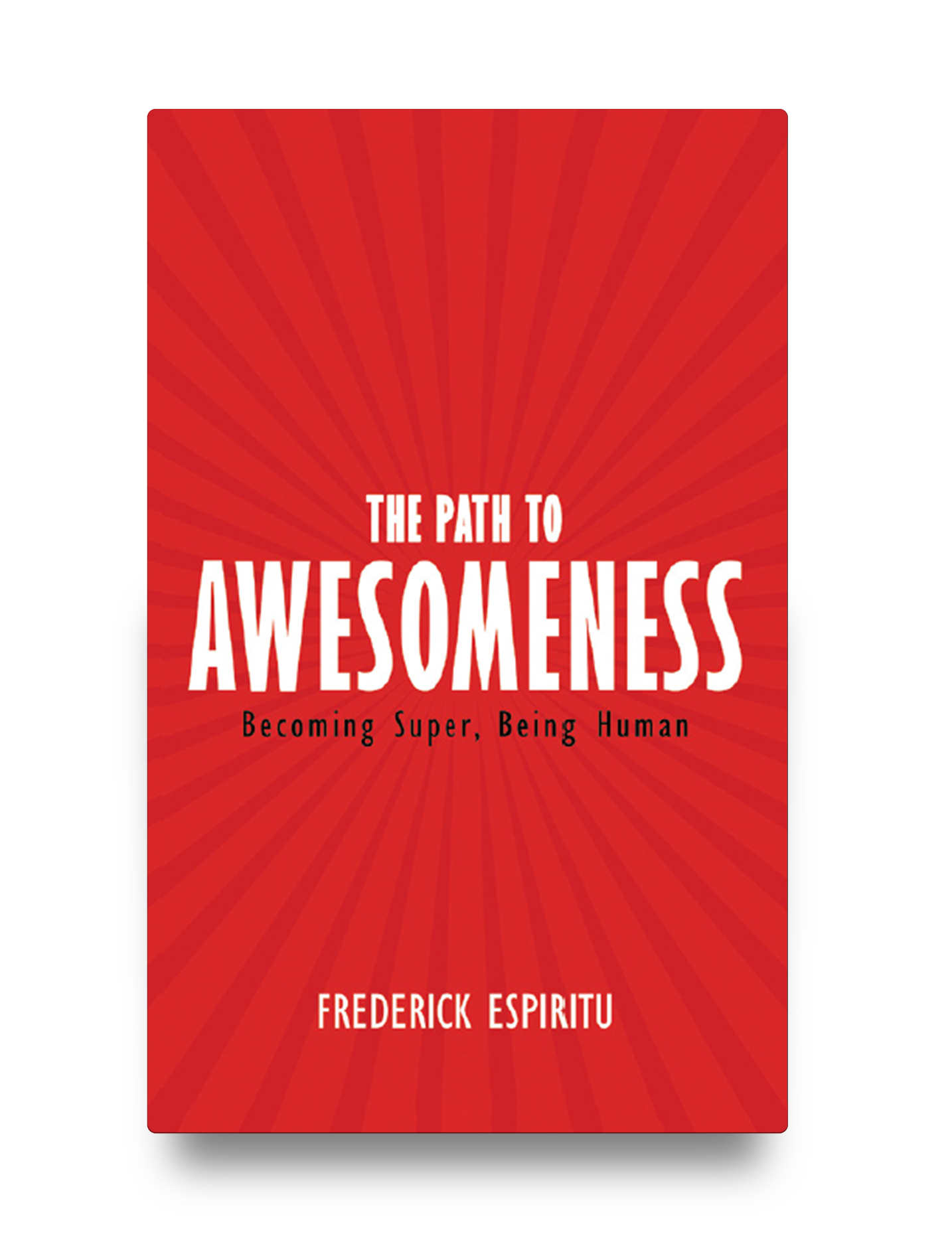 the path to awesomeness